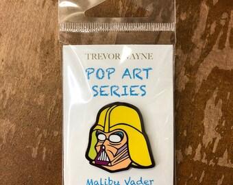 Malibu Vader Pin