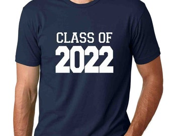 Class Of 2022 shirt Freshman High School T shirt, Personalized shirt, Class shirt First Day of School Shirt, You Choose The Year And Color