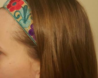 Non-slip headband