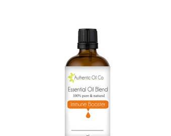 Immune Booster Essential Oil Blend 100% Pure 10ml 50ml 100ml