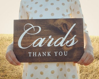 Wedding Cards Sign Free Standing Cards Sign Rustic Wedding Card Sign Wedding Cards Box Sign Country Wedding Sign #DownInTheBoondocks