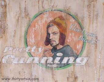 Firefly - Pretty Cunning Jayne Cobb Art Print