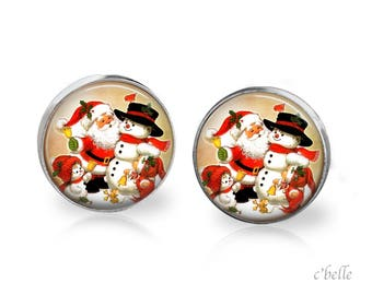 Earrings Sweet Christmas-23