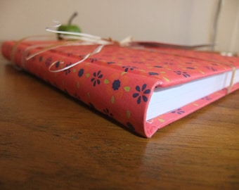 Notebook small flowers