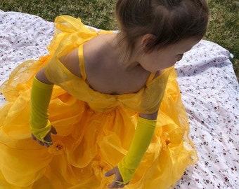 Belle Dress / Inspired Belle dress / Belle Costume / Beauty and the Beast Dress
