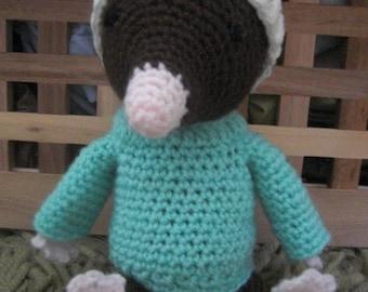 Crochet Moochie Mole