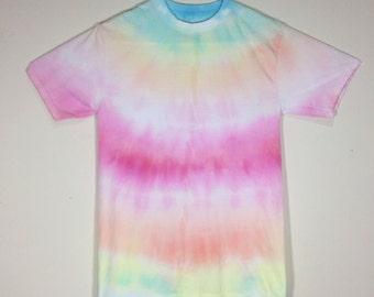 Pastel Rainbow Tie Dye (S)