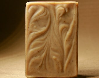 Chai Tea Soap, Natural Soap, Spicy Soap, Moisturising Soap, Almond Oil Soap, Luxury Designer Bar, Made in Ireland, AB Tea, absoapstudio