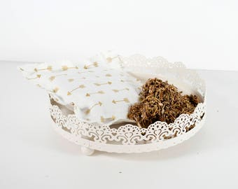 Dream Pillow - Exotic Dreams - Mugwort and Spice - Herbal Dream Pillow - Herb Gift - Herbal Gift - Natural Gift - Herb Sachet