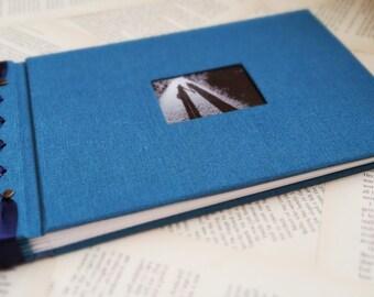 Handmade photo album