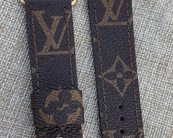 Apple watch band, LV watch strap, Apple watch straps, Lv Apple watch band, Lv monogram strap, louis vuitton apple watch band, apple watch