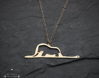 Little prince necklace le petit prince little prince pendant little prince jewelry statement necklace unique necklace