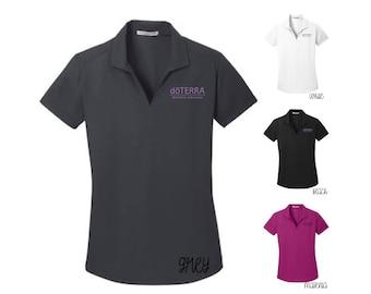 Doterra compliance approved polo, doterra polo, doterra shirt, doterra clothing