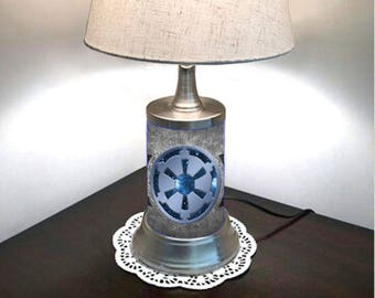 Star Wars Galactic Empire Lamp with shade