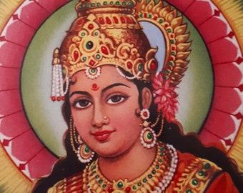 Hindu goddess Brahmani maa