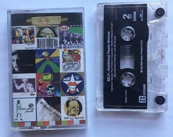 """Self """"Subliminal Plastic Motives"""" (1995) Cassette"""