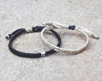 Couple bracelet. gift for couple. boyfriend bracelet. girlfriend bracelet. gift for couples. handmade bracelet. harbourjewelleryuk. london
