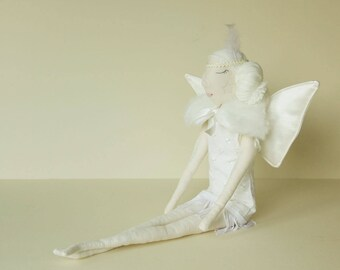 Fairy OOAK art doll