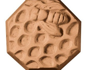 Bee Soap, Honeycomb Soap, Novelty Soap, You pick scent & color