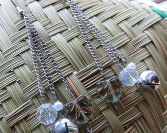 Woodland Sprite dangle earrings
