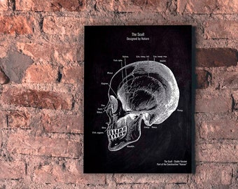 The Scull No. 5-patent-style-A4/A3 Print