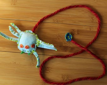 Cat Toy /natural catnip spray and cat toy/Cat Toy Gift Set