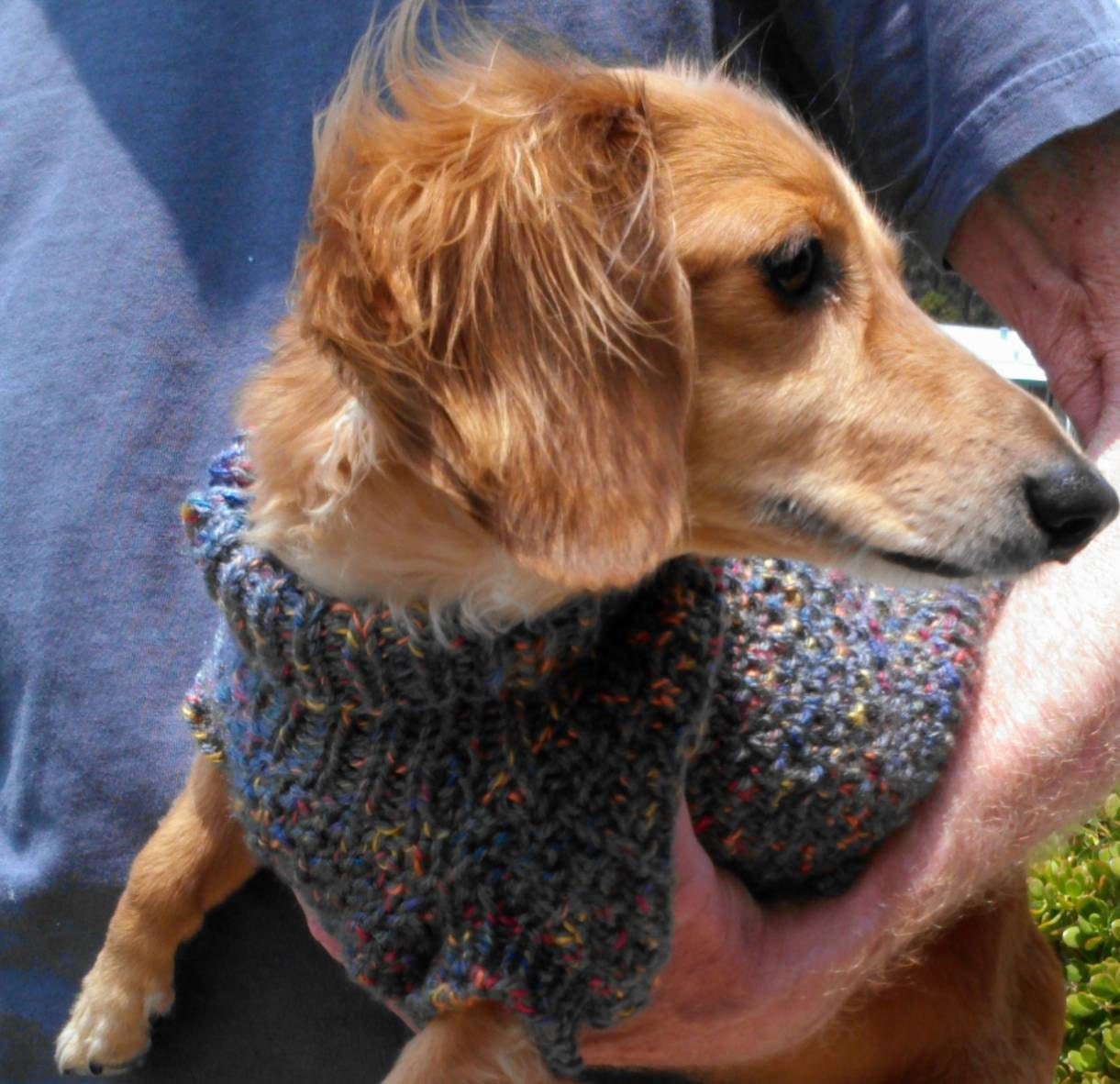 PDF Download Knitting Pattern - Lena\'s Cozy Brioche Miniature ...