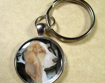 Custom Photo Keychain, Dog Mom Keychain, Cat Mom Keychain, Pet Memorial Keychain, Personalized Photo Keychain, Pet Lover Keychain