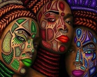 African Art Etsy
