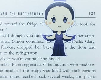 Katniss  - Magnetic bookmark - Mockingjay    book lover gifts, hunger, games, girl on fire, bookmarks, bookish, bookmarks