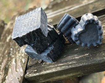 Beautiful Activated Charcoal Soap