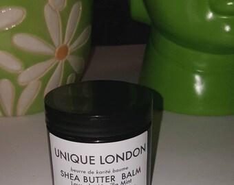 UL Shea Butter Balm Lavender Vanilla Mint 4 oz