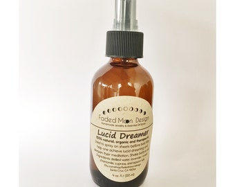 The Lucid Dreamer / Essential Oil Spray