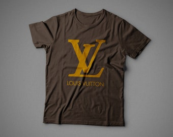 Louis vuittone, T-shirt, 100% cotton, for woman style, unisex style