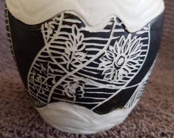 Hand Made Pottery Vase #2