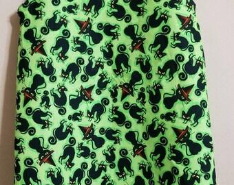 Halloween A-line Dress - Toddler Dress  - Girls dresses  - Halloween dresses  - Girls clothing
