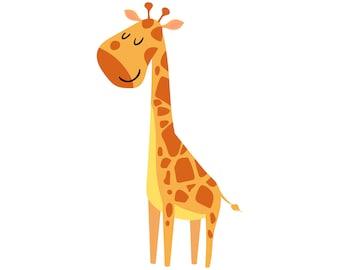 baby giraffe clipart etsy rh etsy com baby giraffe clipart free baby giraffe clipart