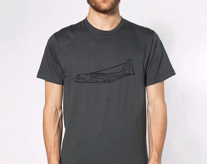 KillerBeeMoto: Lockheed AC-130 Gunship Aircraft Short or Long Sleeve T-Shirt