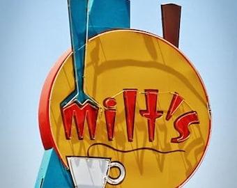 Milt's - 11x14 Fine Art Photographic Print (Color)