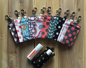 Chapstick Holder - 31 options - Lip Balm Holder - rodan fields lip shield