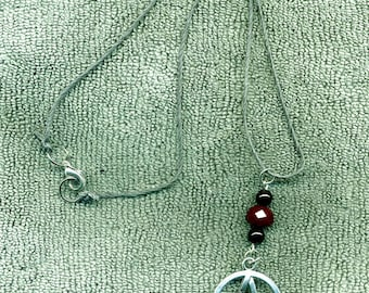 Wican Pagan Pentacle New Hemp Cord Necklace Jewelry