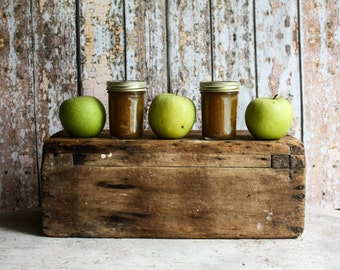 Rustic Granny Smith Apple Butter