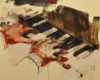 Piano Study Two