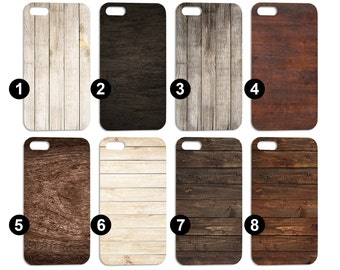 Your Selected Rustic Wood Pattern on iPod Classic Hard Cover Case 80/120/160 GB 6th 7th generation