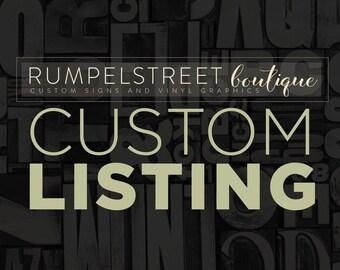 Adrian Custom Listing
