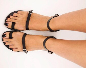 BREEZE Strappy sandals/ leather sandals/ ancient Greek sandals/ boho sandals/ women sandals/ handmade sandals/ sexy sandals
