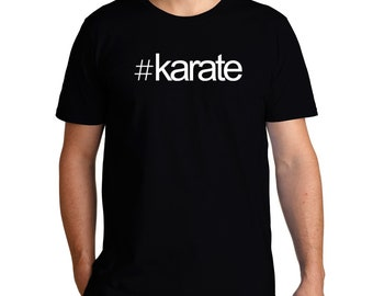 Hashtag Karate T-Shirt