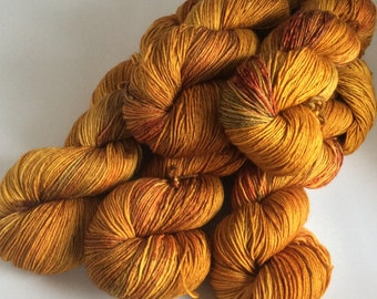 Yarn Fingering wool/silk