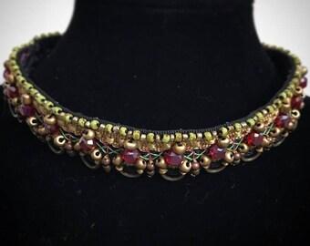Choker Necklace 2018-3
