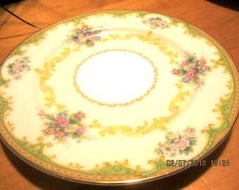 Noritake china Japan Charoma dessert plates set of 7 vintage replacement pieces